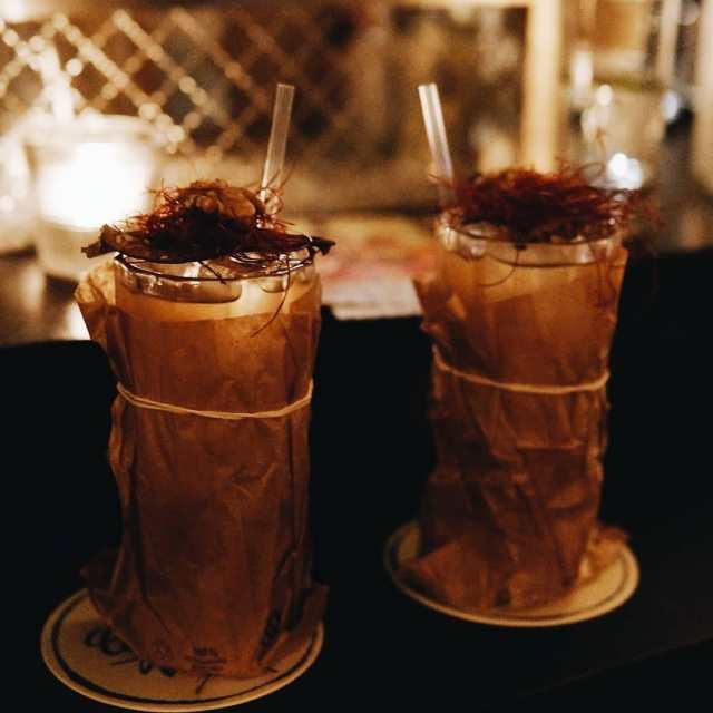 N waste mule le dlicieux cocktail du mabelparis pour lahellip