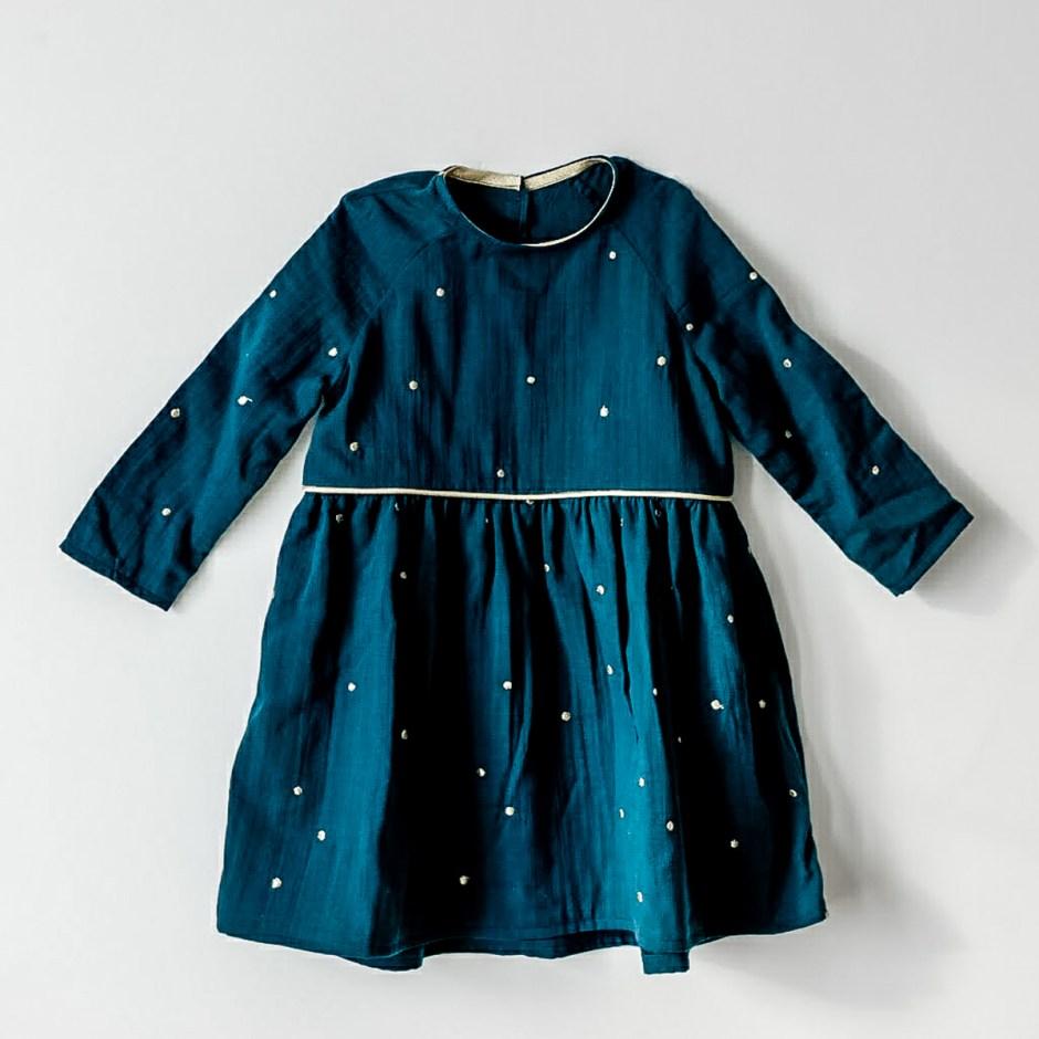 Blouse Robe Mini Marthe - Republique Du Chiffon - avis patron-1