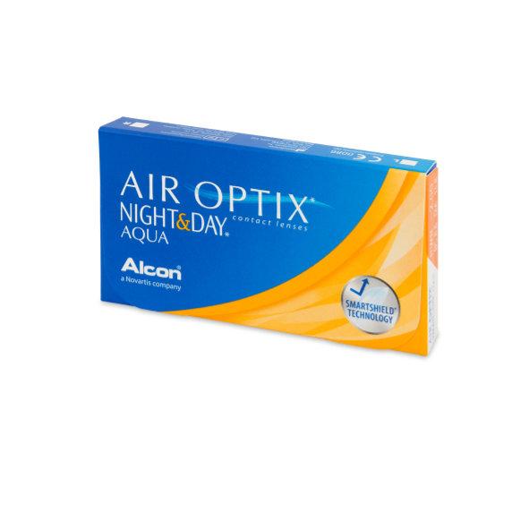 Air Optix con Hydraglade Night&Day 6u.