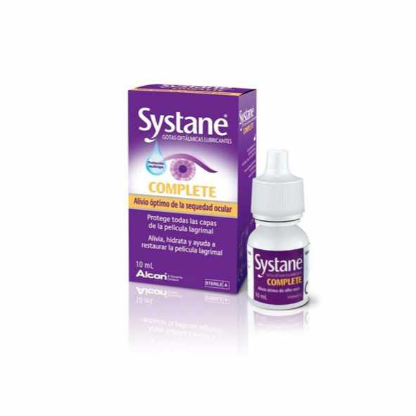 Systane Complete 10 ml.