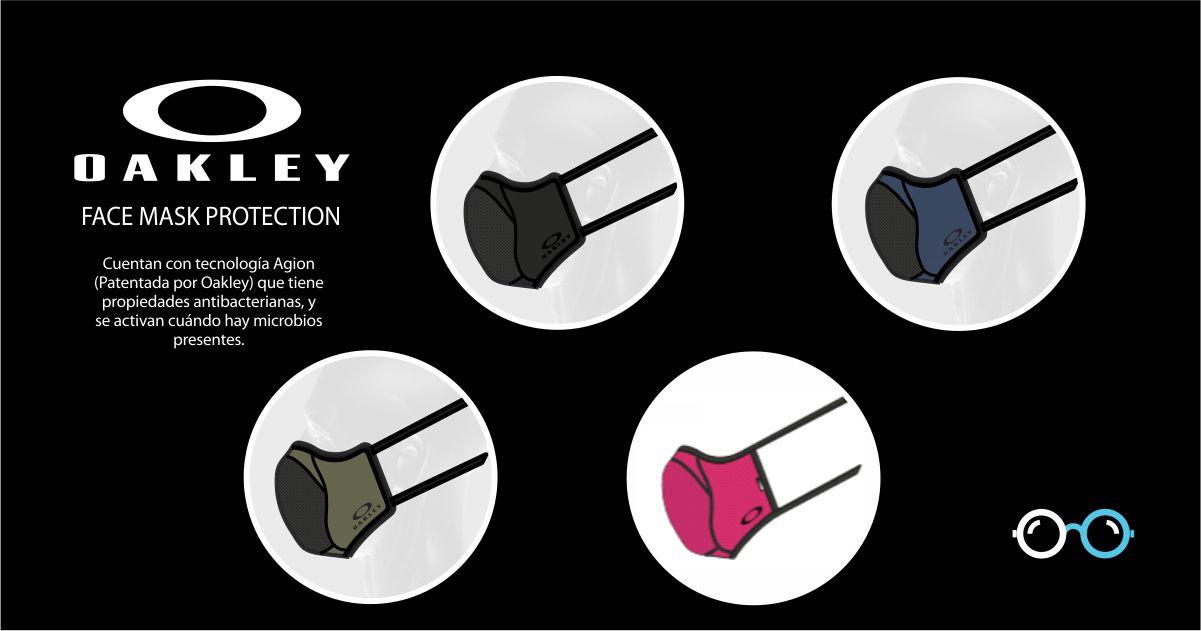 68CC803C 8FC4 43B5 9A85 A2A3EAD56377 - Incorporamos las Face Mask de Oakley