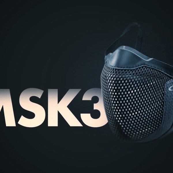 Mascarilla Oakley MSK3