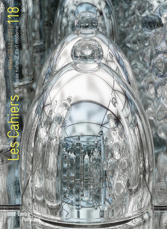 n° 118 des Cahiers du Musée national d'art moderne