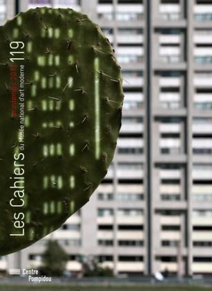 n° 119 des Cahiers du Musée national d'art moderne