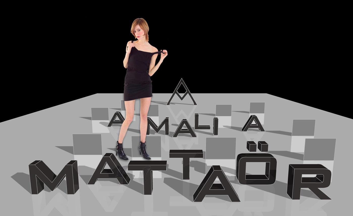 Site web d'Amalia Mattaor par soyousee.com