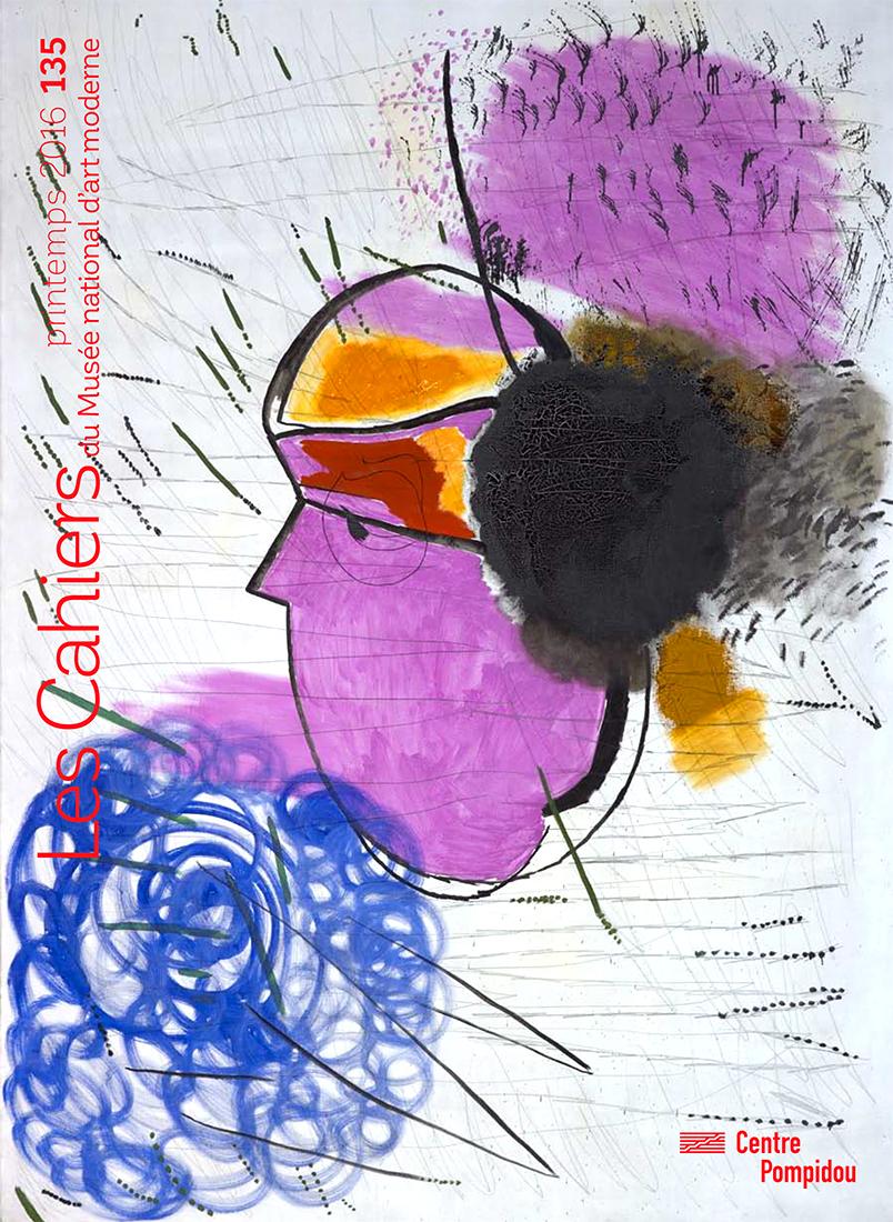 n° 135 des Cahiers du Musée national d'art moderne