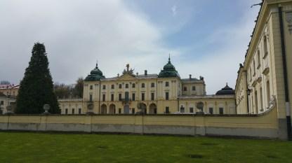 Bialystok Branicki Palace