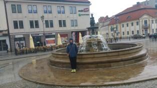 Bialystok fountain