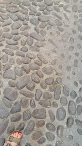 Bologna cobblestone