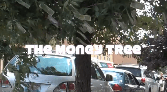 El árbol del dinero