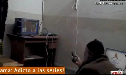 Osama: el adicto a la series