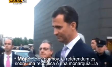 El Príncipe de Asturias saca su lado más duro y menos conocido