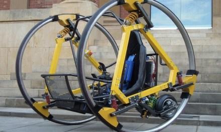 EDWARD: 2 ruedas mejor que 4