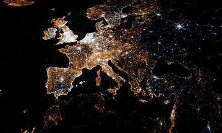 Usando Twitter y Flickr para dibujar el mapa del mundo