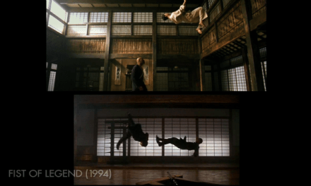 En definitiva Matrix es un remix de pelis chinas antiguas