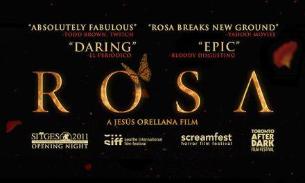 ROSA (corto nominado a los Goya)