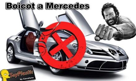 Boicot a Mercedes-Benz
