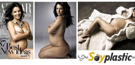 Britney Spears, desnuda embarazada