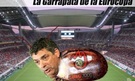 La Garrapata de la Eurocopa