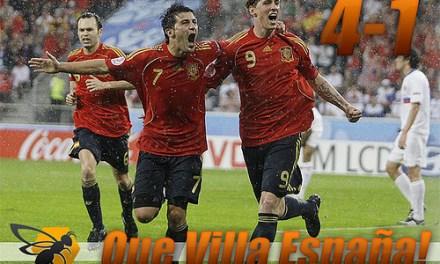 Qué Villa España!