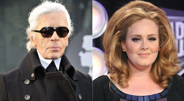 Adele se convierte en un icono antianorexia