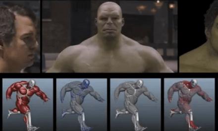 Así se hicieron los efectos especiales de The Avengers