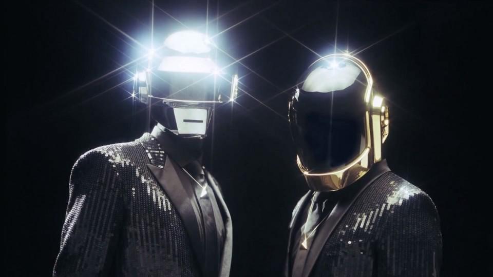 Daft Punk imita la expectación que genera Apple