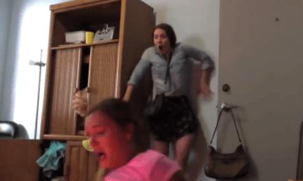 Epic Fail: El peor twerking de la historia