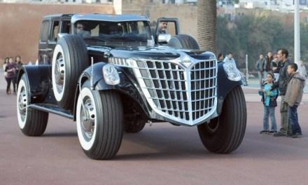 Hamad The Large Spider: el coche del hombre con el ego más grande del mundo
