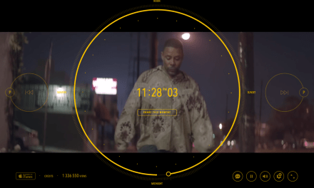 Pharrell Williams estrena videoclip interactivo de 24h de duración
