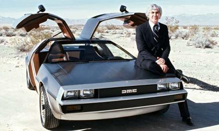 El DeLorean y la maleta con 24 millones de dólares en cocaína