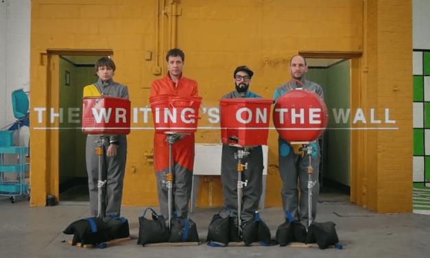 OK Go vuelven con su mejor videoclip viral