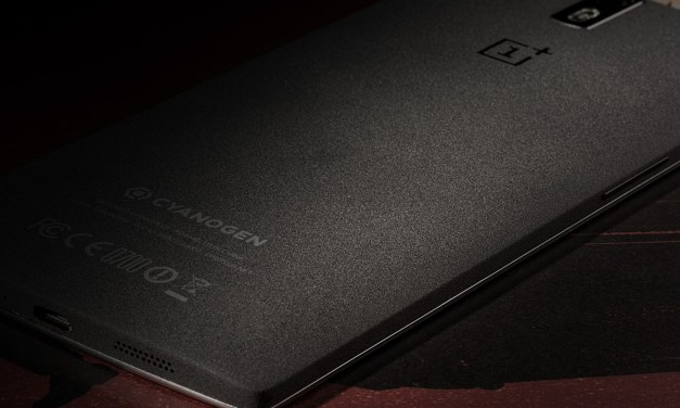 Mi review del OnePlus One