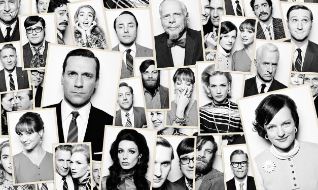Así imaginé el final de Mad Men