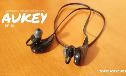 Análisis: Aukey EP-B4 Auriculares Bluetooth deportivos