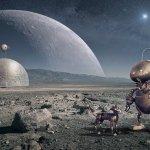 De la ciencia ficción al mundo de hoy en día