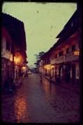 Cuetzalan by night