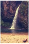 waterfalls near Cuetzalan