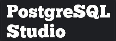 What is PostgreSQL Studio  PostgreSQL Studio - Opera