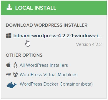 WordPress Cloud Hosting, WordPress Hosting - Installers and VM - Opera
