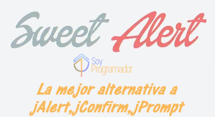 SweetAlert - Alertnativa a jAlert