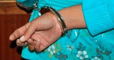 Por cuatro delitos, es detenida novena policía de la SSPMQ