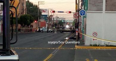 Matan a comandante de policía en Celaya