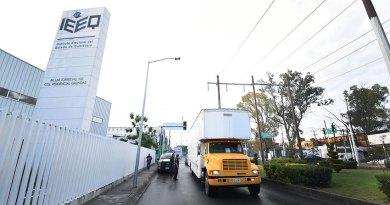 Llegan al estado de Querétaro las boletas para las elecciones locales