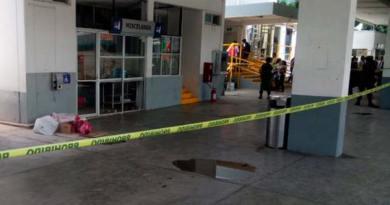 """Acordonan área de la central de autobuses de SJR, por paquete """"sospechoso"""""""