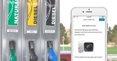 Lanza compañía petrolera app para pedir gasolina
