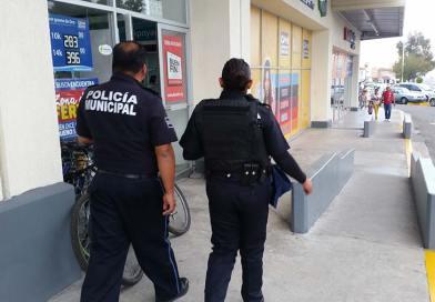 Operativo de Buen Fin en Corregidora es vigilado por 200 elementos
