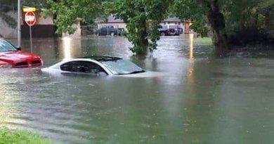 Declaran a Texas estado de emergencia ante inundaciones de Imelda