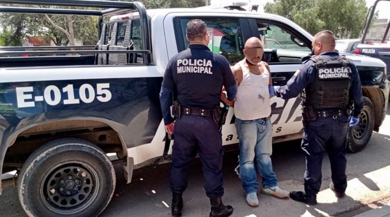 Detenido en El Marqués, contaba con orden de aprensión