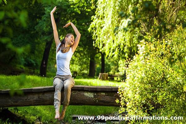 Utilizar la energía positiva